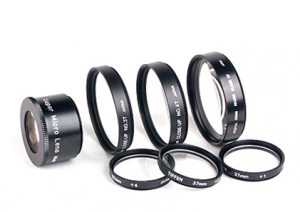 The ABC of Photography – Close-up lens