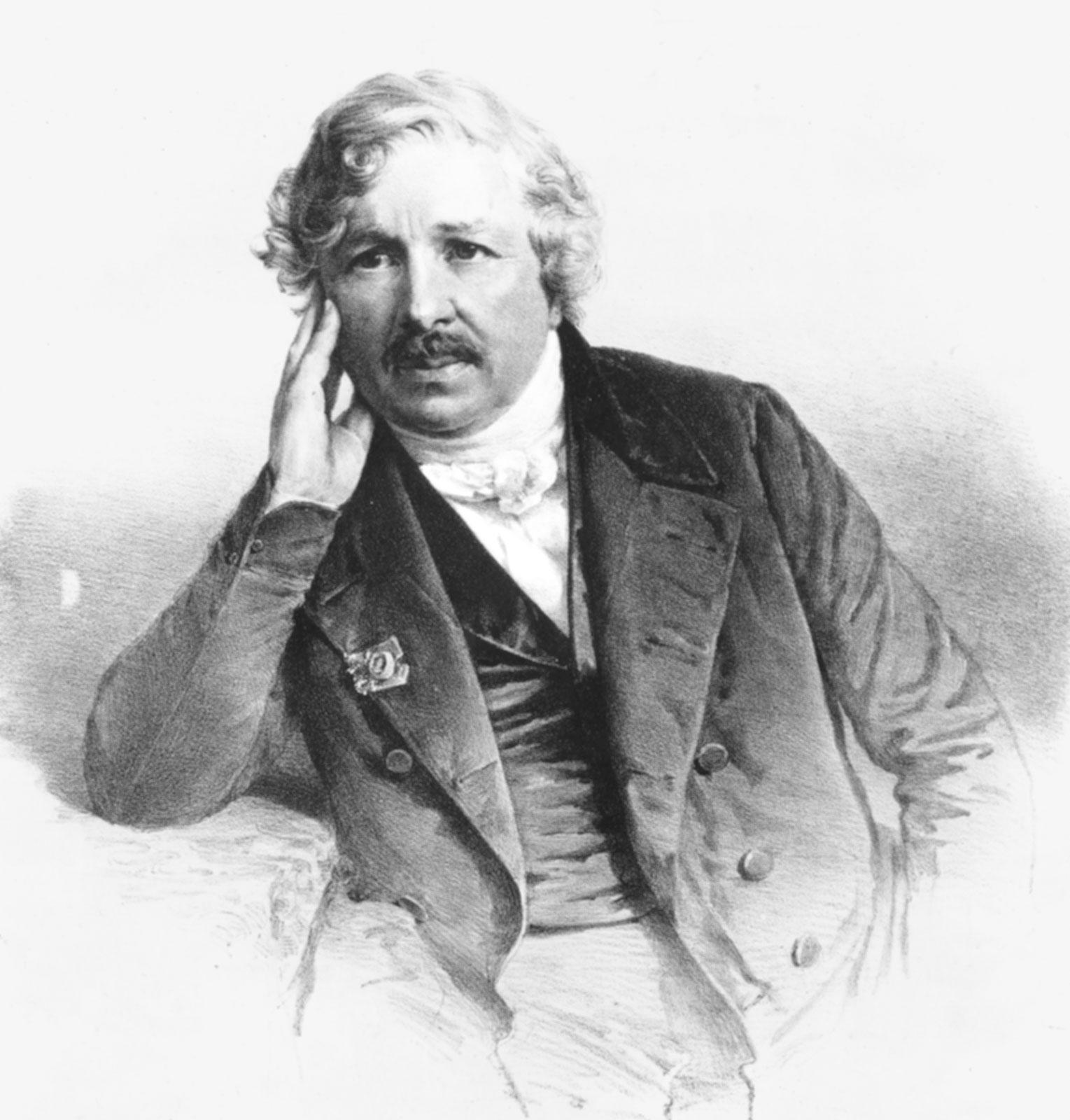 The ABC of Photography – Daguerre, Louis