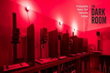 The ABC of Photography – Darkroom