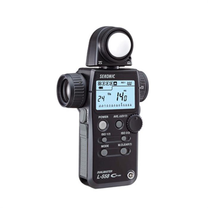 The ABC of Photography – Incident light meter